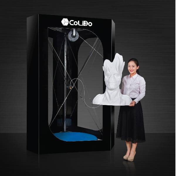 CoLiDo Mega Extra Large Build Size 3D Printer